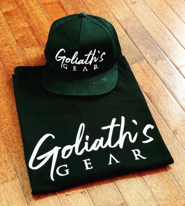 Goliath's Gear Signature Font