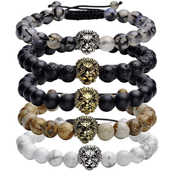 Lion of Judah Bracelet