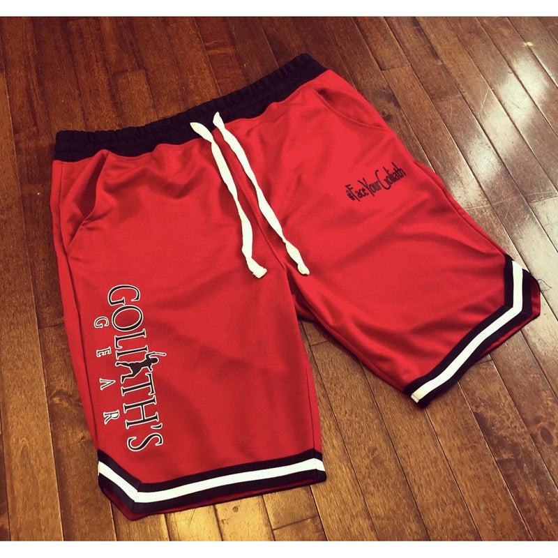 Goliath's Gear 🏀 Shorts