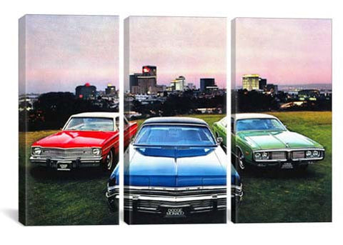Dodge,Monaco, Charger, Dart (3 Piece)