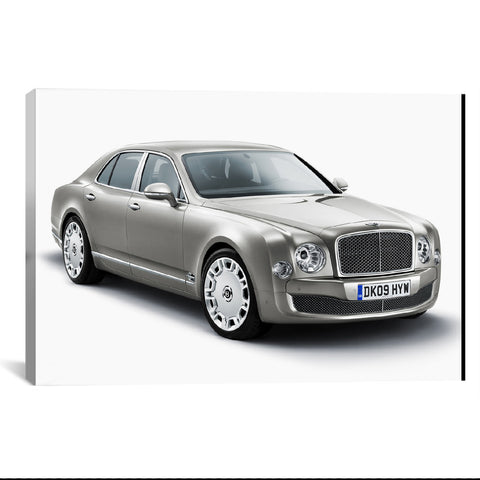 Bentley Mulsanne Gray