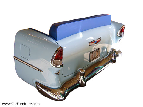 Baby-Blue-1955-Chevy-Rear-Facing-Couch-Made-From-Actual-Car-Rear-End-www.CarFurniture.com