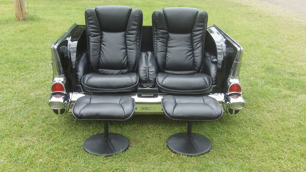 1957 Dual Massage Sofa Chevy Carfurniture Com