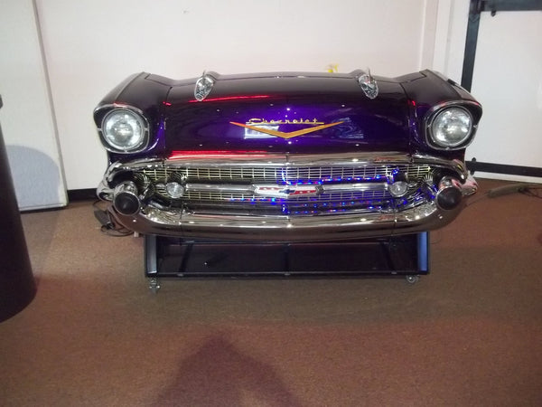 1957 Chevrolet Tv Lift Display Carfurniture Com
