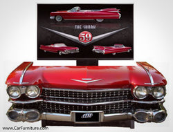 1959 Cadillac TV Lift Display