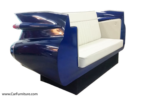 1959 Cadillac Trunk Couch (Reversed)