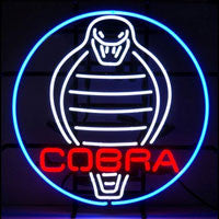 Ford Cobra Neon Sign
