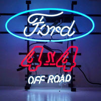 Ford 4x4 Off Road Neon Sign