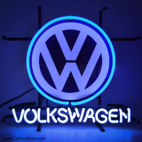 Volkswagen Mini Neon Sign