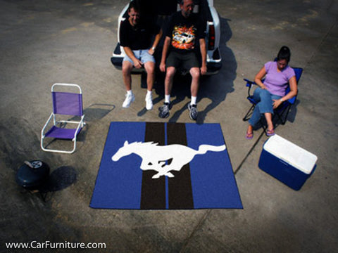 Ford Mustang Outdoor 'Tailgate' Rug