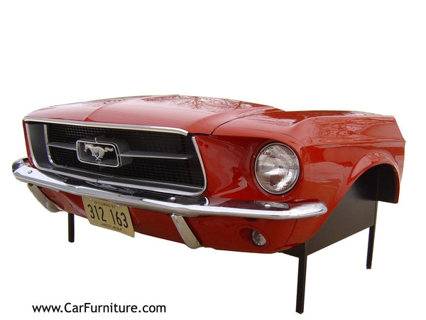 65 Mustang Desk Carfurniture Com