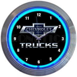 Chevy Truck Neon Sign