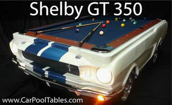 1965 Shelby GT-350 Pool Table