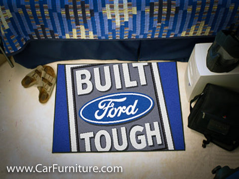 Built Ford Tough 19X30 Inch Rug