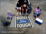 Built Ford Tough Outdoor 'Tailgate' Rug
