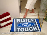 Built Ford Tough 33.75 x 42.5 Inch Bath Mat