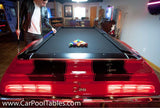 Camaro - 1969 SS & z28 Pool Table