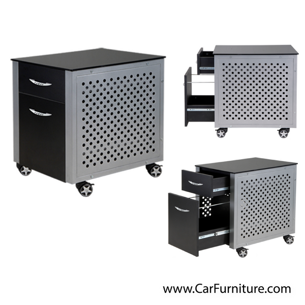 Pit File Cabinet
