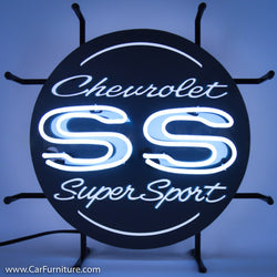 Chevelle SS Small Neon Sign