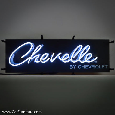 Chevelle Small Neon Sign