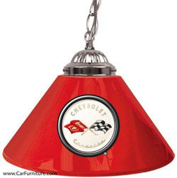 Chevrolet Corvette Single-Pendant Game-room Lamp