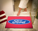 Ford 33.75 x 42.5 Inch Bath Mat