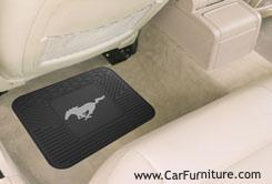 "Ford Mustang 14x17"" Utility Mat"