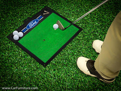 "Ford 20x17"" Golf Hitting Mat"