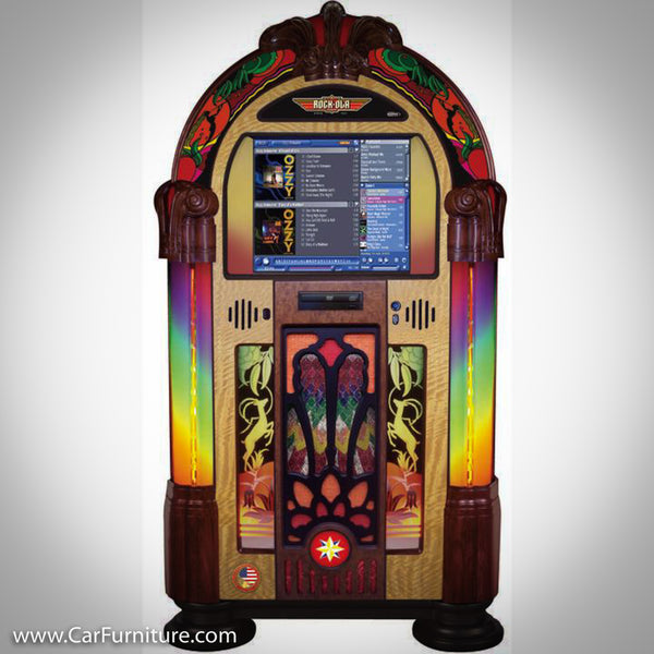 GAZELLE BUBBLER DIGITAL MUSIC CENTER JUKEBOX