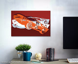 GT Canvas Art
