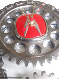 Acura Engine Timing Gear Wall Clock