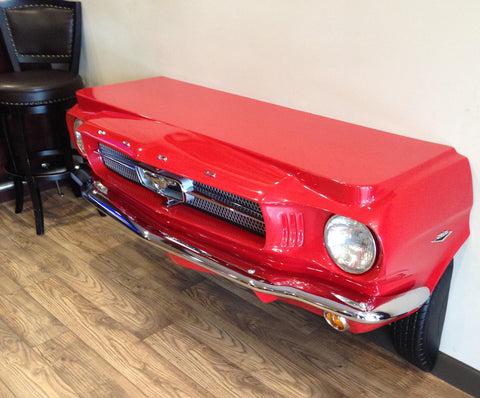 ... 1965 Mustang Console Table ...