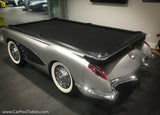 1959 Chevy Corvette Pool Table in Silver-www.CarPoolTables.com