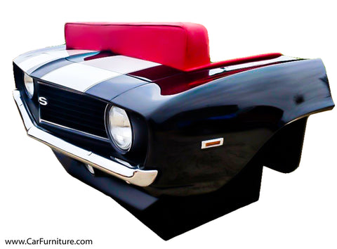 1969 Camaro Couch (Reversed)