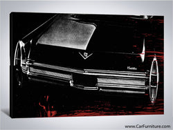 Keep it Classy Car Canvas Art