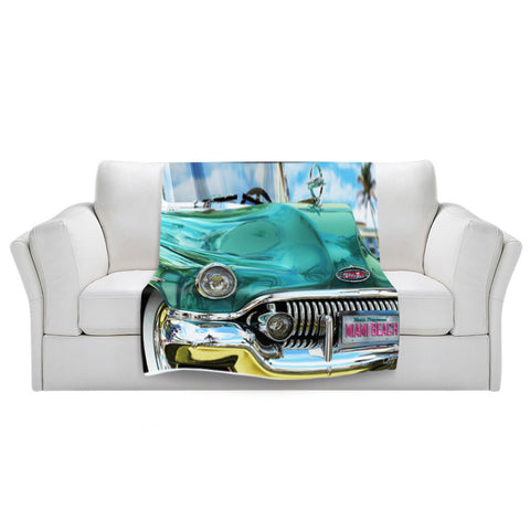 Miami Cruisin' Blanket