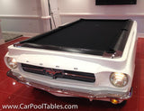 Ford Mustang - 1965 Collectors Edition Pool Table