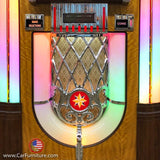 NOSTALGIC MUSIC CENTER JUKEBOX