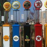 Visible Gas Pumps