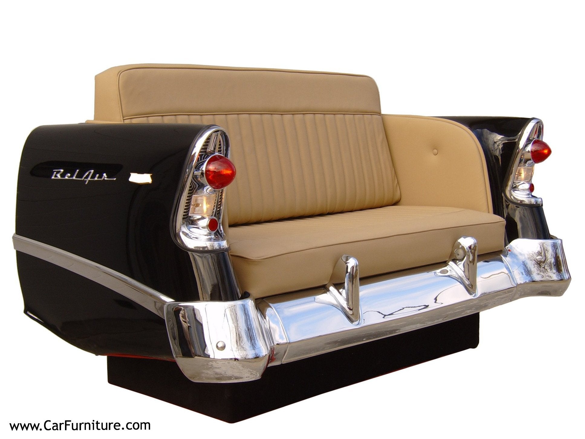 56 Chevy Bel Air Couch Carfurniture Com