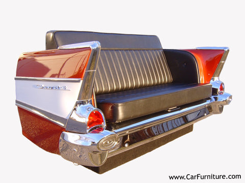 57 Chevy 210 Couch – CarFurniture.com