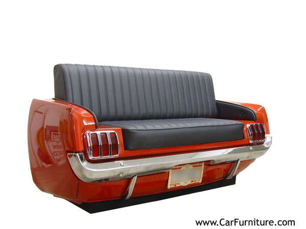 65 Mustang Rear Couch Carfurniture Com