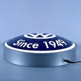 Volkswagen Since 1949 Backlit LED Lighted Sign