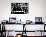 Vintage Ford Canvas Art