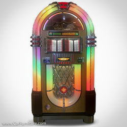 AUTHENTIC VINYL RECORD JUKEBOX BUBBLER WITH BLUETOOTH