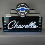 Marquee Chevelle Neon Sign