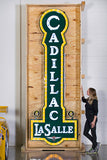 Cadillac LaSalle Neon Sign