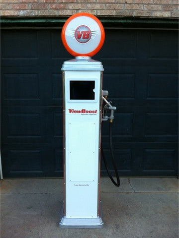 iPad Gas Pumps