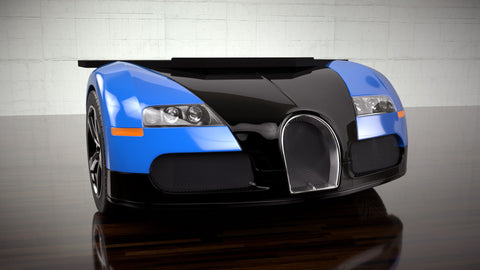 Bugatti Racing Desk