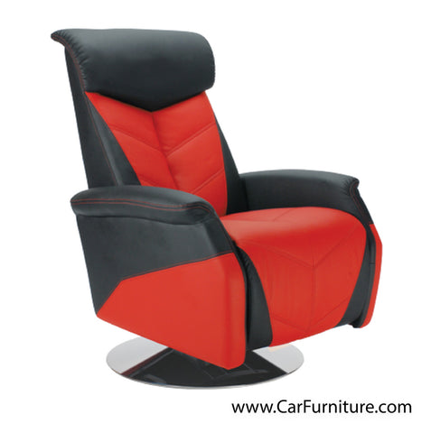 RCC Recliner Racing Chair